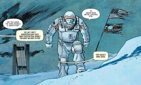 Christopher Nolan aclara parte de 'Interstellar' en un cómic