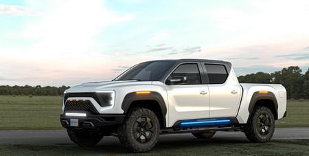 General Motors compra el 11% de Nikola Motors y fabricará su pick-up de hidrógeno Nikola Badger