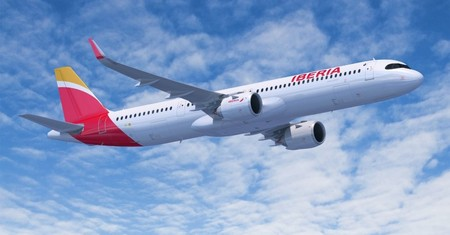 Airbus A321xlr Iberia