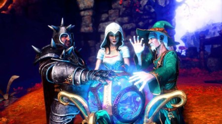 La magia de Trine 3: The Artifacts of Power llegará a PlayStation 4 por Navidad