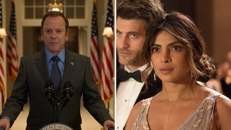 'Sucesor designado' y 'Quantico' canceladas: ABC manda al paro a Kiefer Sutherland y Priyanka Chopra