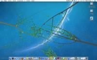 Offshoots: Fondo de pantalla dinámico, con árboles autogenerados