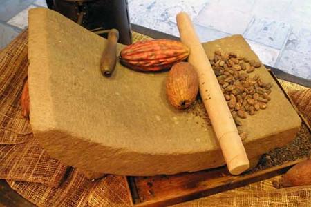 10º Salón del Chocolate. Molido tradicional