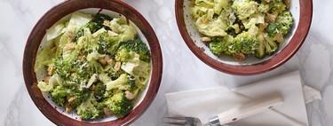 Ensalada César de brócoli: la versión más saludable del clásico americano, ideal para la cena