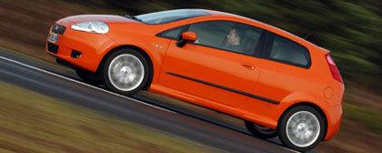 Fiat Grande Punto 2007, ligeros retoques