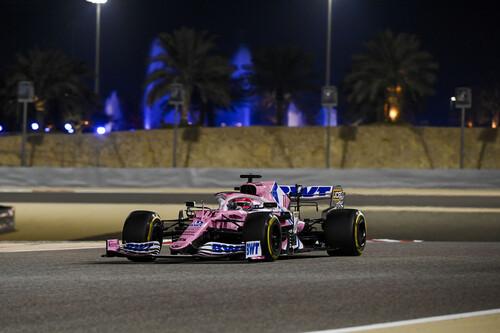 ¡Locura en Sakhir! George Russell humilla a Valtteri Bottas pero Mercedes la pifia y Sergio Pérez gana la carrera