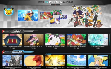 Pokémon TV para Android