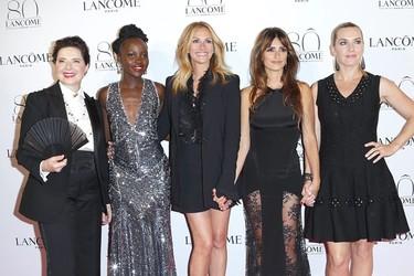 La fiesta de Lancôme bate el récord de mujeres guapas por metro cuadrado