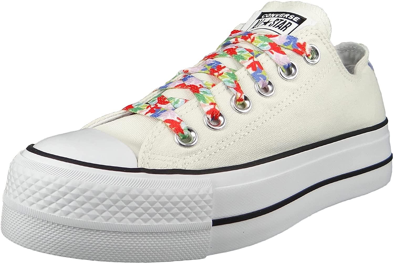 Zapatillas de Converse con plataforma