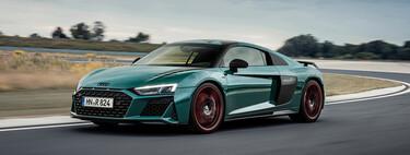 El Audi R8 Green Hell llega a México con sólo 6 unidades para rendir homenaje a Nürburgring