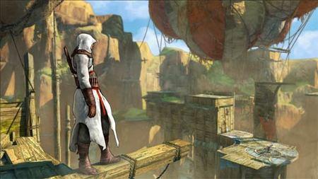 Altair en 'Prince of Persia'