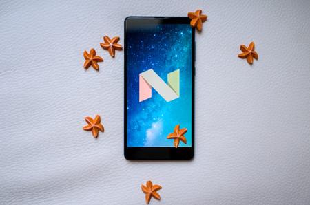 Xiaomi Mi Mix 2 Nougat