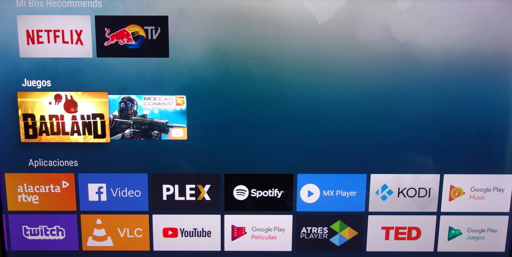 Mi Box Android Tv2