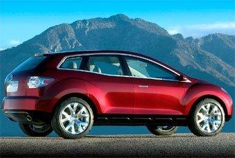 CX-7: nuevo SUV de Mazda