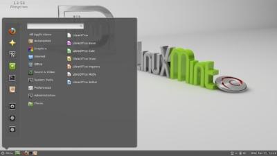 Linux Mint Debian 201204 RC apuesta por Xfce o Mate con Cinnamon