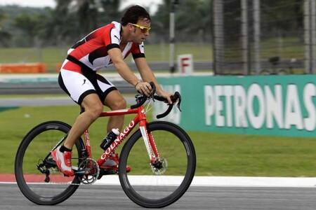 Alonso Bicicleta F1 2021
