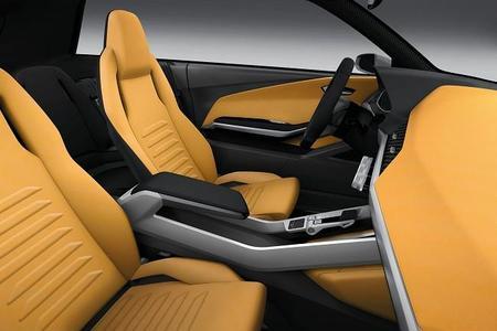 Audi Crossline Coupé - interior
