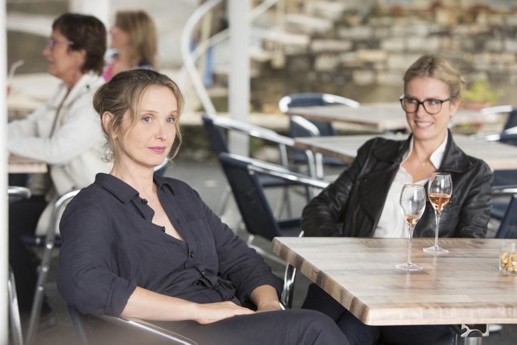 Julie Delpy Y Karin Viard