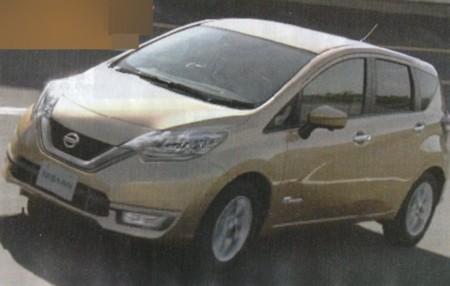¡Filtrado! Así es el nuevo Nissan Note (y viene con versión EV de rango extendido)