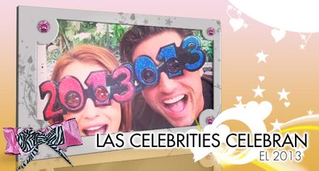 Las celebrities patrias dan la bienvenida al 2013 con mucho Twitter