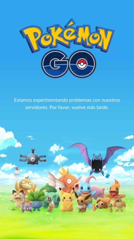 Pokemon Go Mexico Problemas Servidores