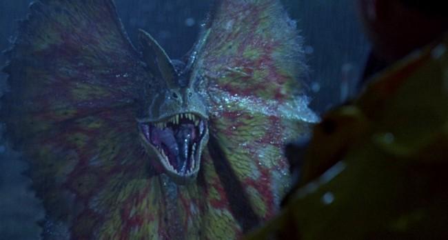 'Jurassic World': las 54 referencias en la pelicula