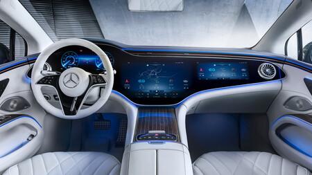Mercedes Benz Eqs 22