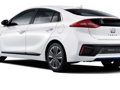 Hyundai IONIQ, la nueva apuesta híbrida de la marca surcoreana
