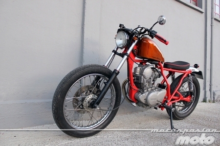 Yamaha by Nookbikes