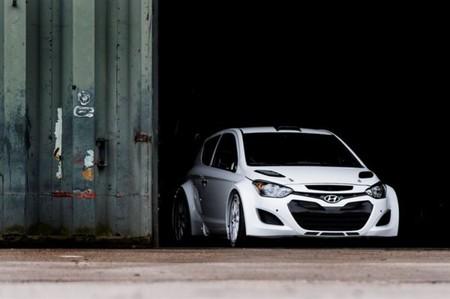 Hyundai sigue trabajando a marchas forzadas en su i20 WRC