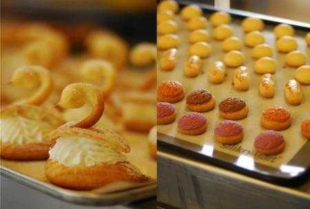 Perlas, Cisnes y Macarons
