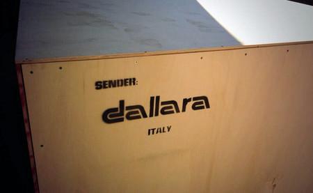 Dallara empieza el envío de los SF14 hacia Japón