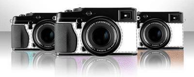 Fujifilm ya nos permite personalizar el acabado de las cámaras de la serie X