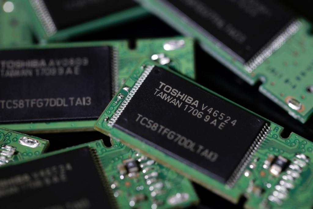 Toshiba recuperará las acciones vendidas a Apple™ hace un año por su negocio de memorias