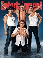 Santo Dios Bendito, portada llena de buenorros que se ha marcado la Entertainment Weekly