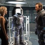 'Passengers', tráiler de la fantasía romántica con Jennifer Lawrence y Chris Pratt