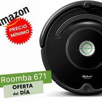 Hasta la medianoche, el Roomba 671 te sale más barato que nunca en Amazon: lo tienes por sólo 179 euros