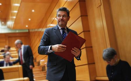 Tras la reacción social, el Gobierno ha decidido poner en la picota al juez de La Manada