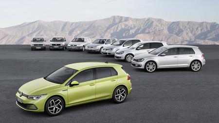 Volkswagen Golf Generaciones 130