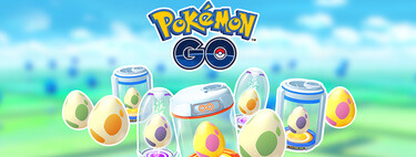Pokémon GO: todos los Pokémon que aparecen en los Huevos de 2, 5, 7, 10 y 12 kilómetros en septiembre de 2021