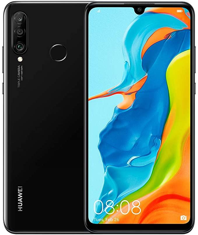 Huawei P30 Lite 6 + 256 GB Azul Móvil Libre