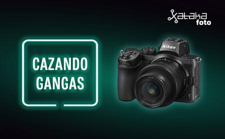 Nikon Z5, Sony A7C, Panasonic Lumix GH5 y más cámaras, objetivos, móviles y accesorios al mejor precio en el Cazando Gangas
