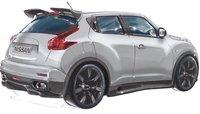 Nissan Juke-R: no era una broma