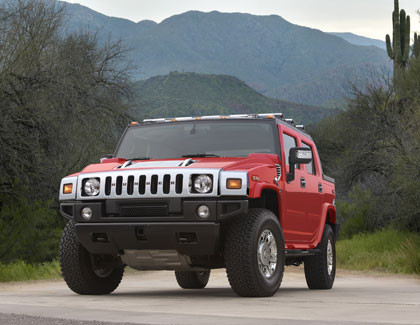 Hummer H2 'Victory Red' Limited Edition