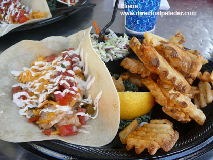 San Diego: Fish Tacos y Thai en La Jolla
