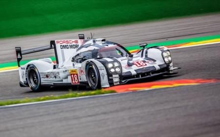 Porsche 6 Horas Spa