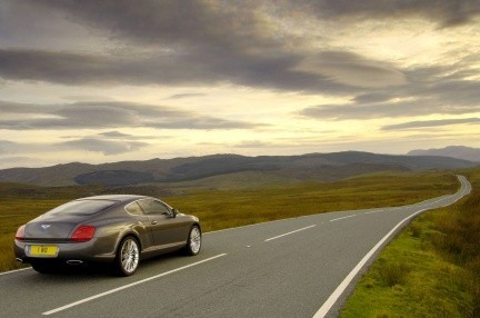 Bentley Continental GT Speed, el Bentley más rápido de producción