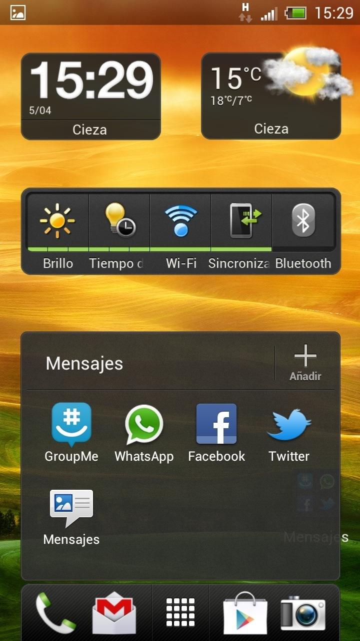 Foto de HTC Sense 4.0 ejemplos (9/39)