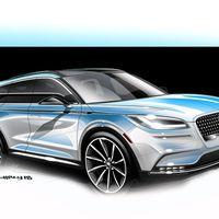 Mark E, así podría llamarse el primer SUV eléctrico de Lincoln y Rivian que llegará en 2022