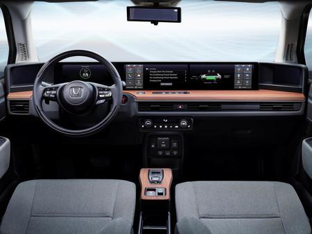 Interior del nuevo Honda eléctrico